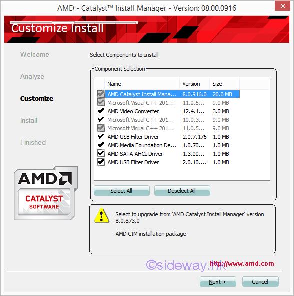 Updating amd chipset driver