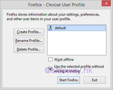 Firefox Knowledge Base Profile Manage and Profile of Firefox