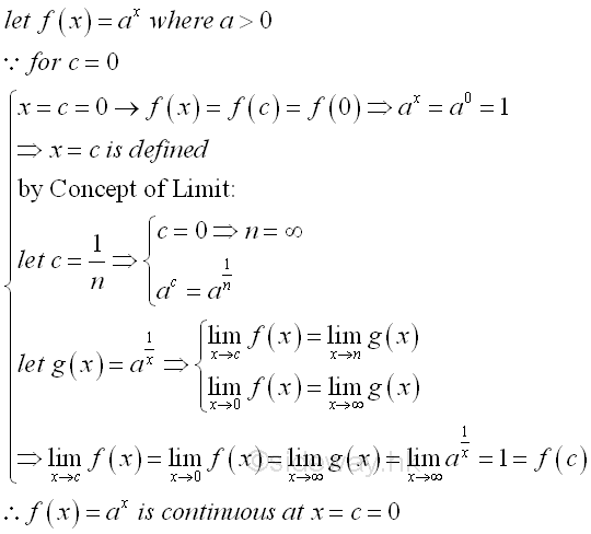 continuity of a function pdf